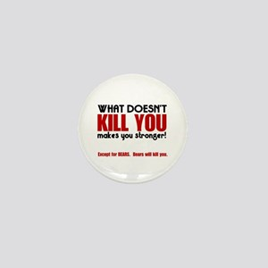 Kill You Bears Mini Button