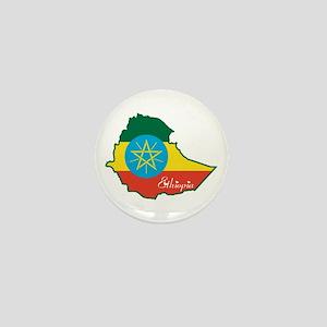Cool Ethiopia Mini Button