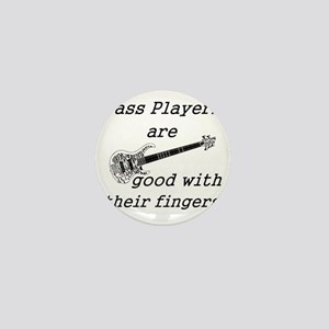 good with their fingers Mini Button