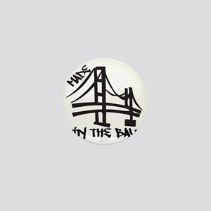 madeinthebay Mini Button