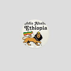 Addis Ababa, Ethiopia Mini Button