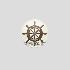 Stowaway Tavern Montauk NY Mini Button