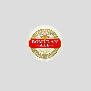 romulan ale Mini Button