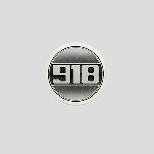 918 copy Mini Button