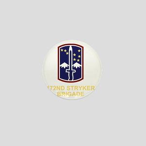 Army-172nd-Stryker-Bde-Black-Shirt-3 Mini Button