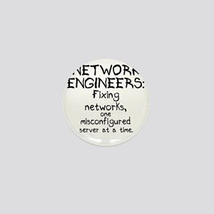 network-engineers Mini Button