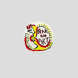 Fear No Art - Original! Mini Button