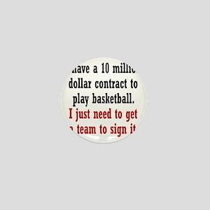 basketball-contract2 Mini Button