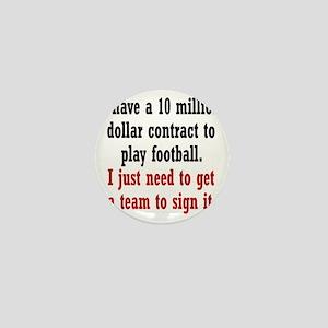 football-contract2 Mini Button