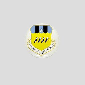 2nd BW - Blue Mini Button
