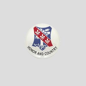 327th Glider Infantry Regiment Crest Mini Button