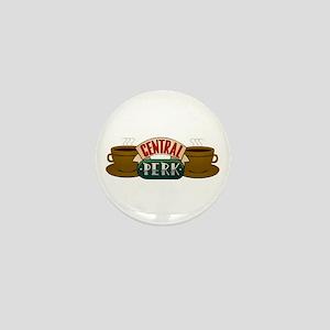 Friends Coffee Mini Button