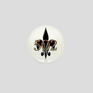 Louisville Mini Button