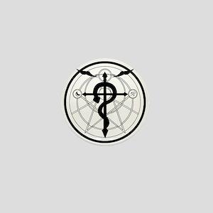 Transmutation Circle Mini Button