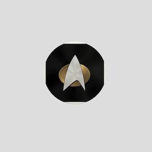 STARTREK TNG METAL 5 Mini Button