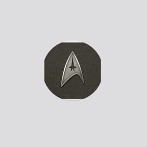 Star Trek Insignia Metal Mini Button