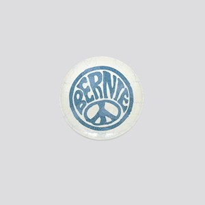60s Peace Bernie Mini Button