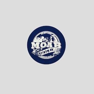 Moab Old Circle Mini Button