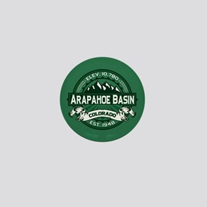 Arapahoe Basin Forest Mini Button