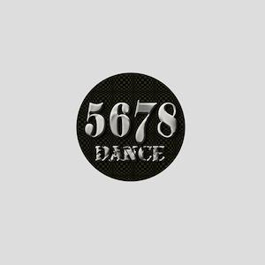 5678 DANCE - Mini Button