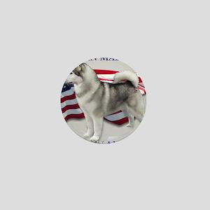 Made in America Mini Button