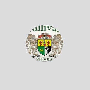 Sullivan Irish Coat of Arms Mini Button