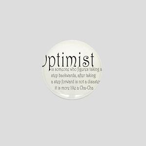 optimist Mini Button