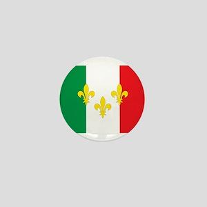 Italian French Design Mini Button