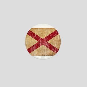Alabama Flag Mini Button
