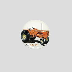 Antique Tractors Mini Button
