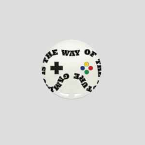 Future Gaming Mini Button