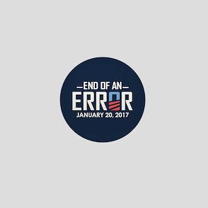 End Of An Error Mini Button