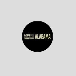 Black Flag: Alabama Mini Button