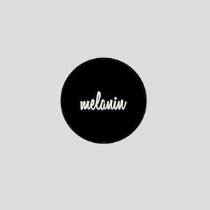 Melanin Mini Button