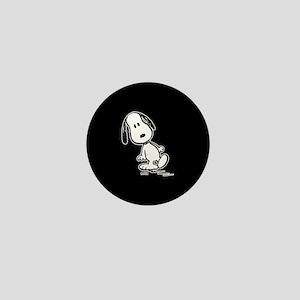Peanuts Snoopy Mini Button