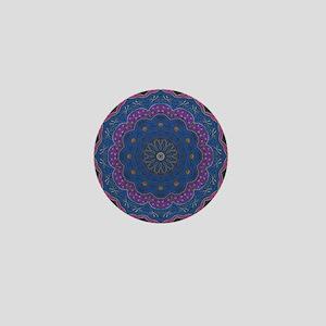 Alchemy Art Mandala Mini Button