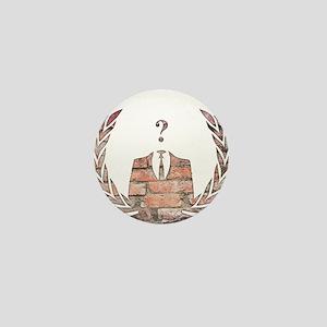 Anonymous Mini Button