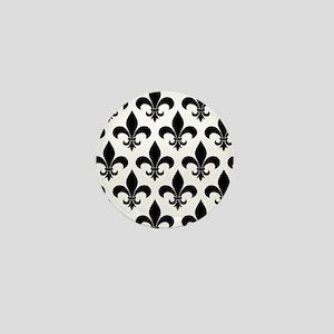 French fleur de lis Pattern Parisian Design Mini B