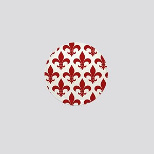 Fleur de lis French Pattern Parisian Design Mini B