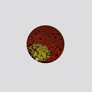 Bloody Sunrise Mini Button