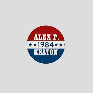 Vote Alex P Keaton 1984 Mini Button