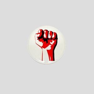 Power Fist Mini Button