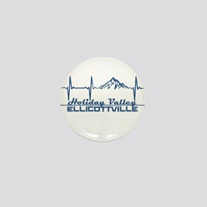 Holiday Valley - Ellicottville - New Mini Button