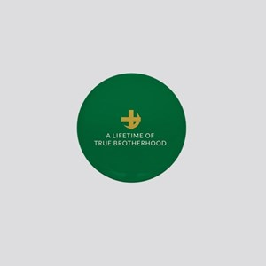 Lambda Chi Alpha Brotherhood Mini Button