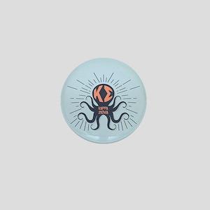 Kappa Sigma Octopus Mini Button