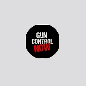 Gun Control Now Mini Button