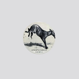 Harrison Weir - The Mule - Aesop - 1867 Mini Butto