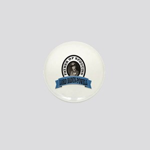 Father of scouts bp Mini Button