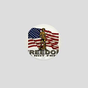 FREEDOM Mini Button