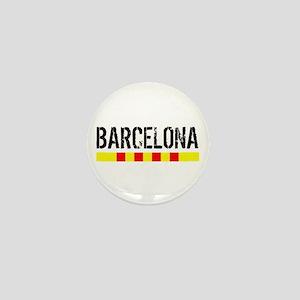 Catalunya: Barcelona Mini Button